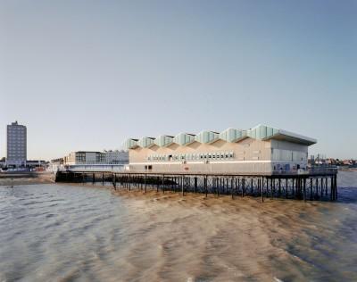 Herne Bay Pier, Kent, 2011