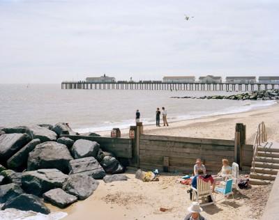 Southwold Pier #A, Suffolk, 2012