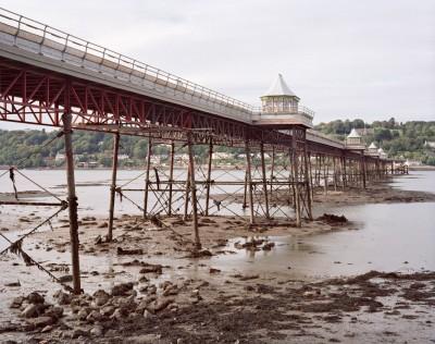 Bangor Garth Pier #A, North Wales, 2011