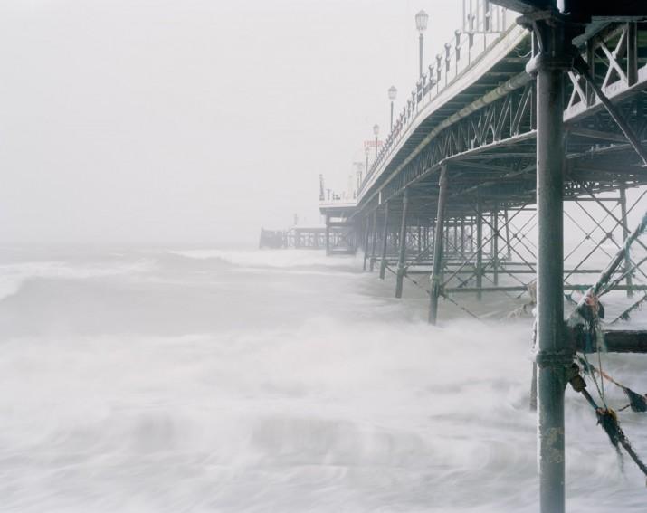 Worthing Pier, West Sussex, 2013