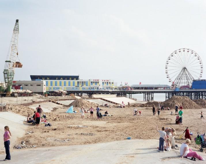 Blackpool Central Pier, Lancashire, 2008