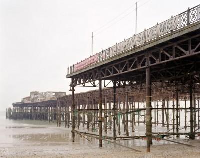 Hastings Pier, East Sussex, 2011