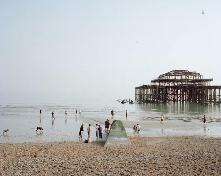 Brighton West Pier, East Sussex, 2011