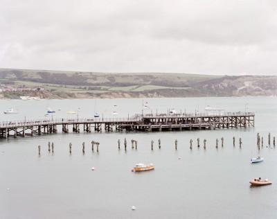 Swanage Pier, Dorset, 2011