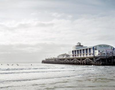 Bournemouth Pier, Dorset, 2011