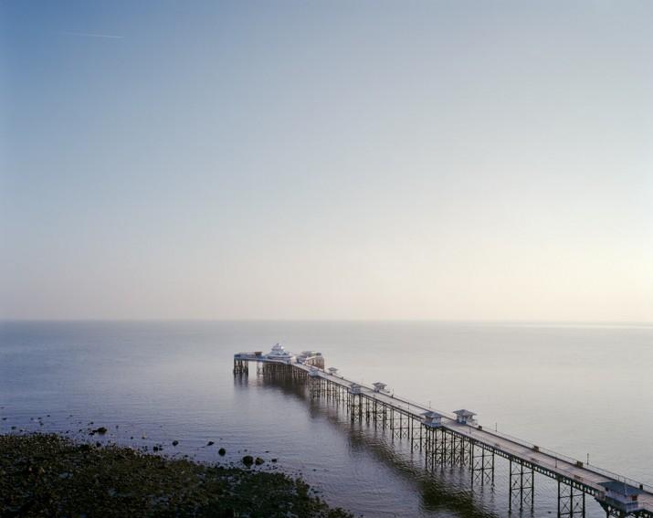 Llandudno Pier, North Wales, 2011