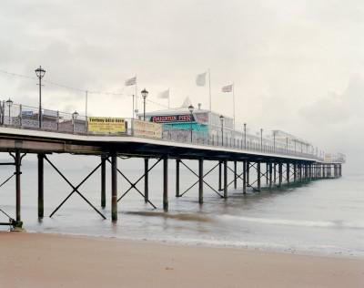 Paignton Pier, Devon, 2011
