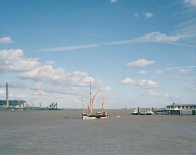 Gravesend Town Pier, Kent, 2011