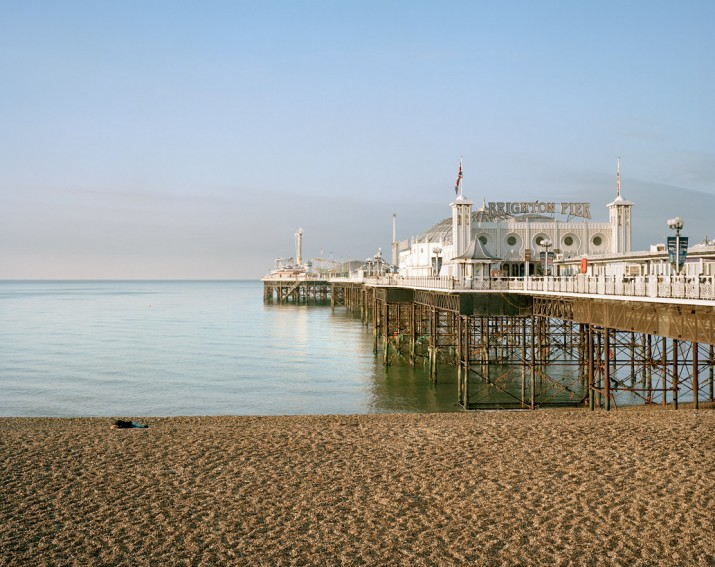 Brighton Palace Pier #B, East Sussex, 2013