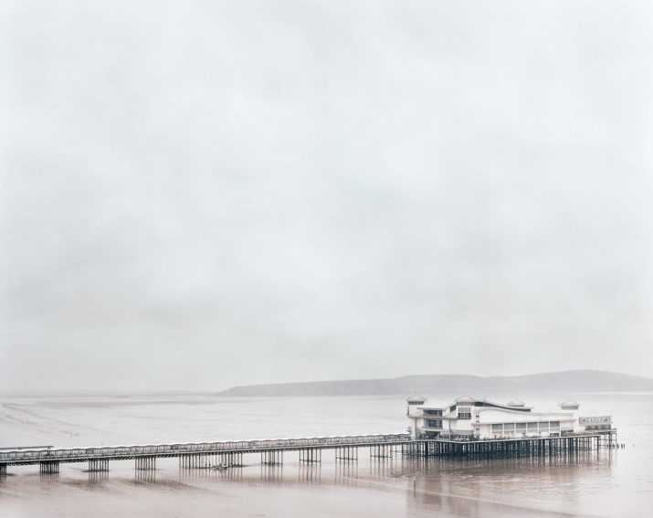 Weston-Super-Mare Grand Pier, Somerset, 2011