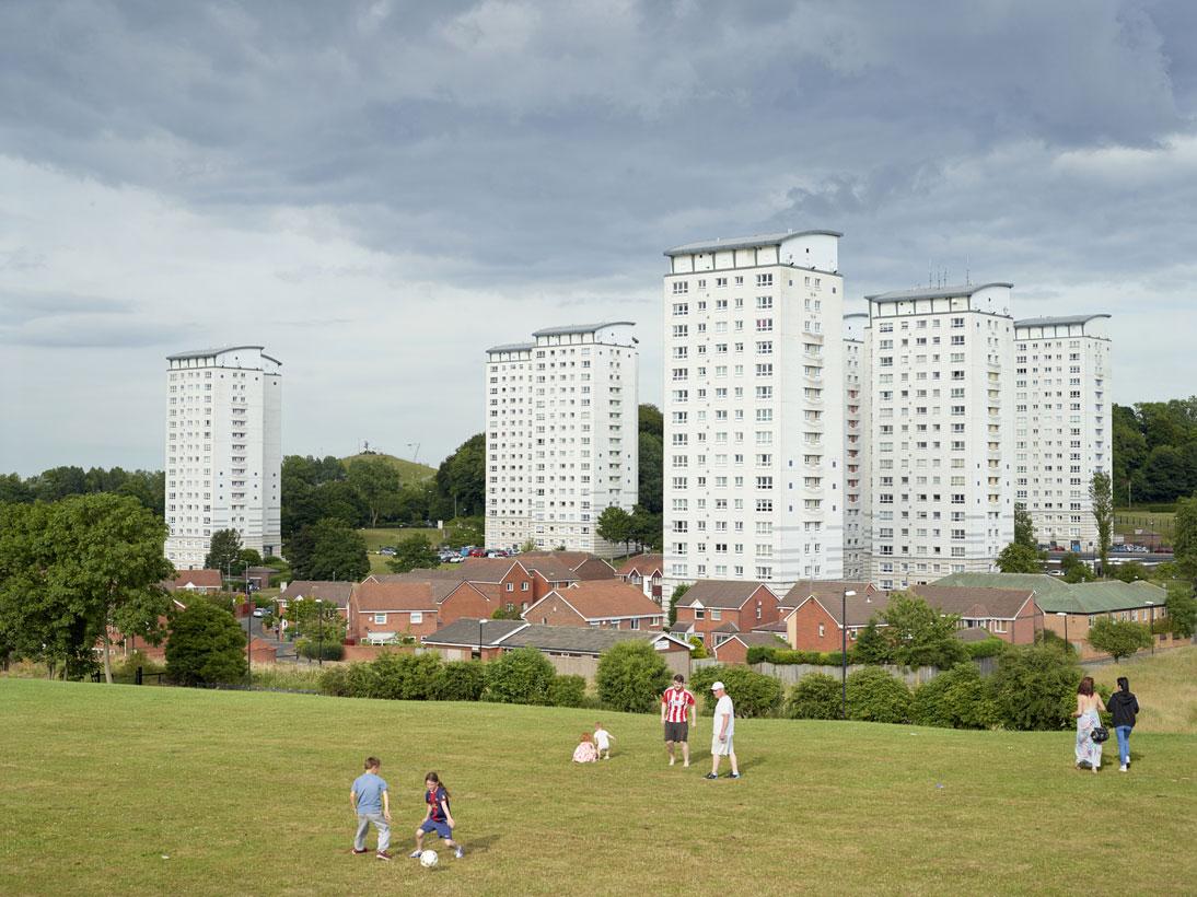 Lakeside Village, Sunderland,  2013