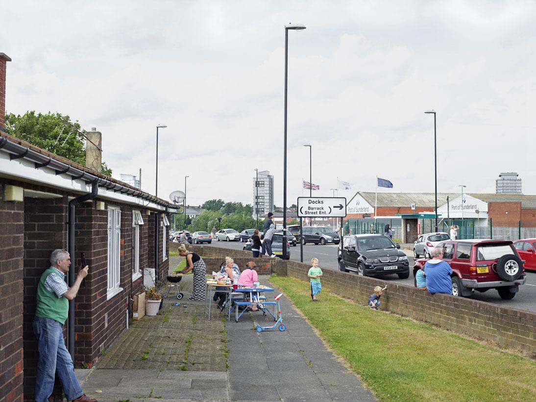 Barrack Street, Sunderland, 2013