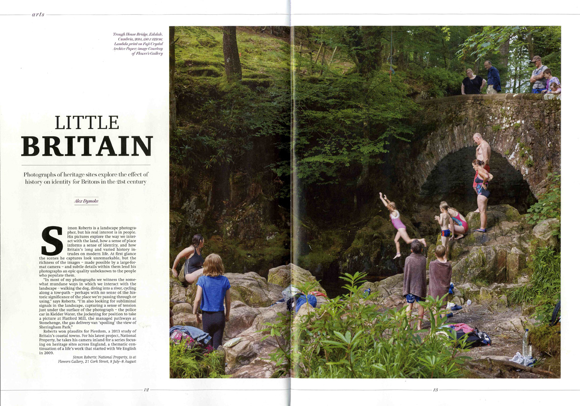 Ft weekend magazine figures in a landscape july 2015 daniels stephen pdf time out take a stately brit tour in cork street simon roberts