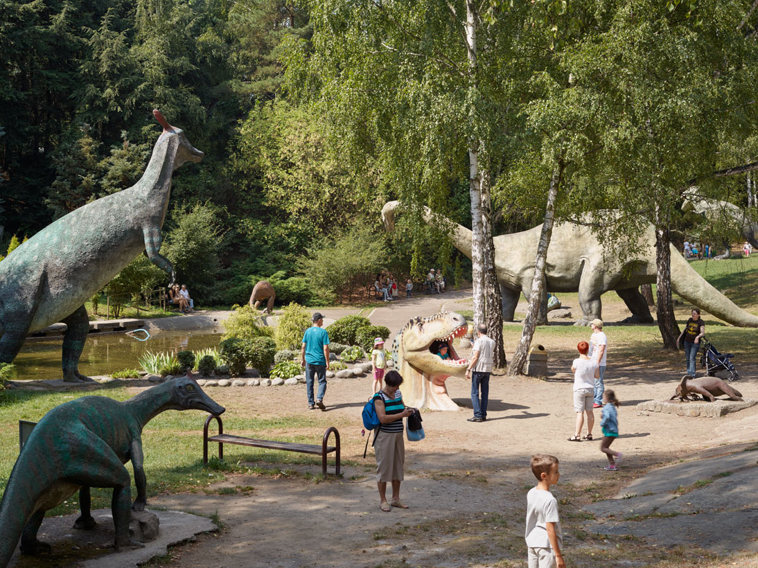 Silesia Park, Chorzów, Poland, 2015 (opened 1955)