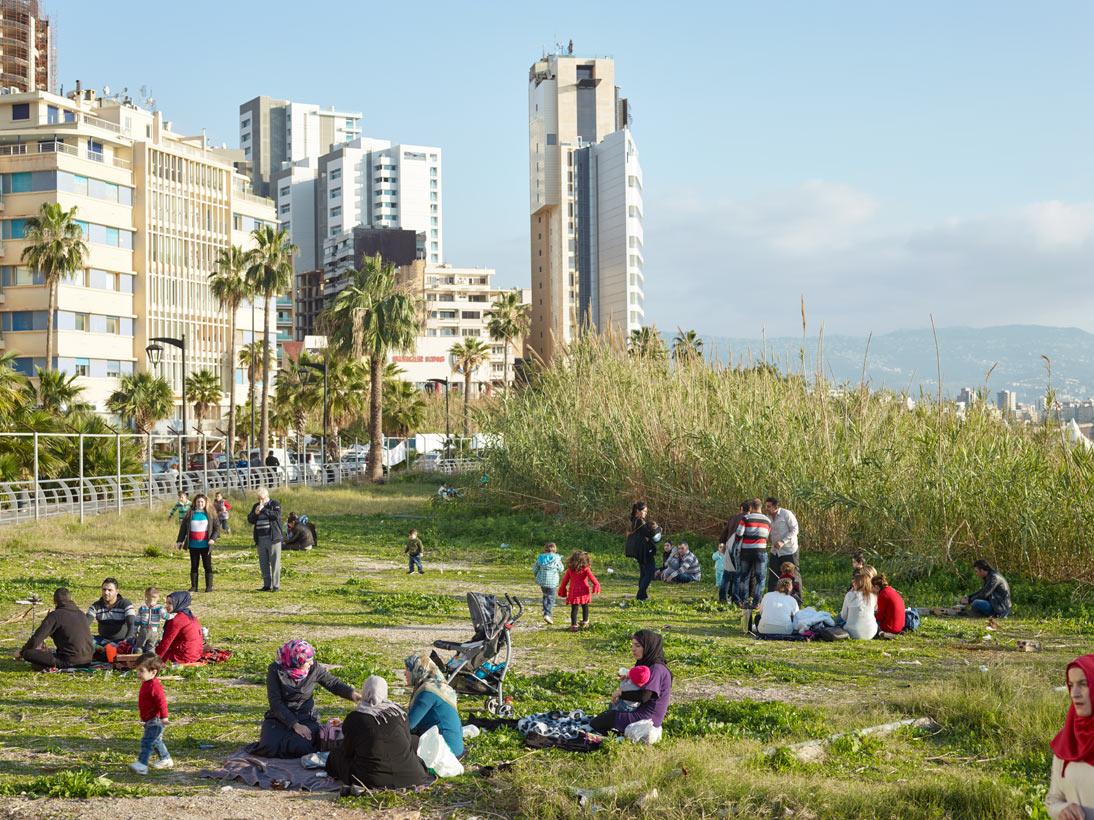 Horsh Beirut, Beirut, Lebanon, 2016 (opened 1980s)