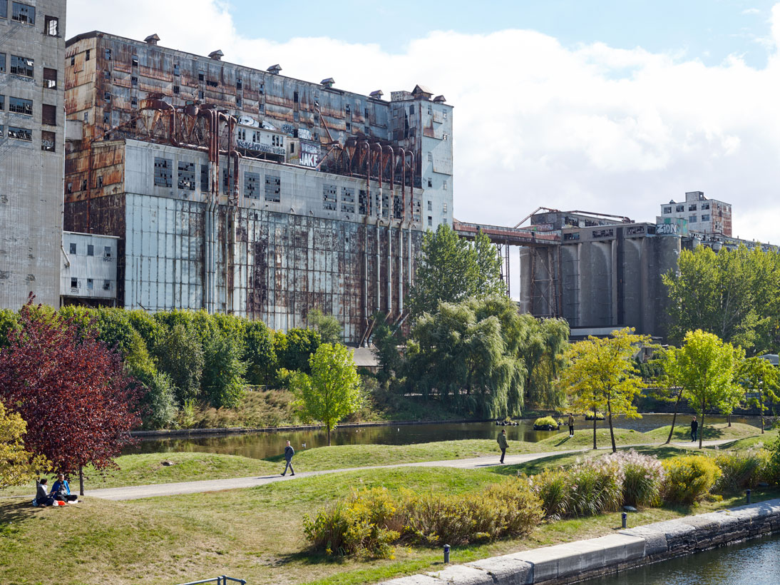 Pointe-du-Moulin, Montreal, Canada, 2016 (opened 2016)