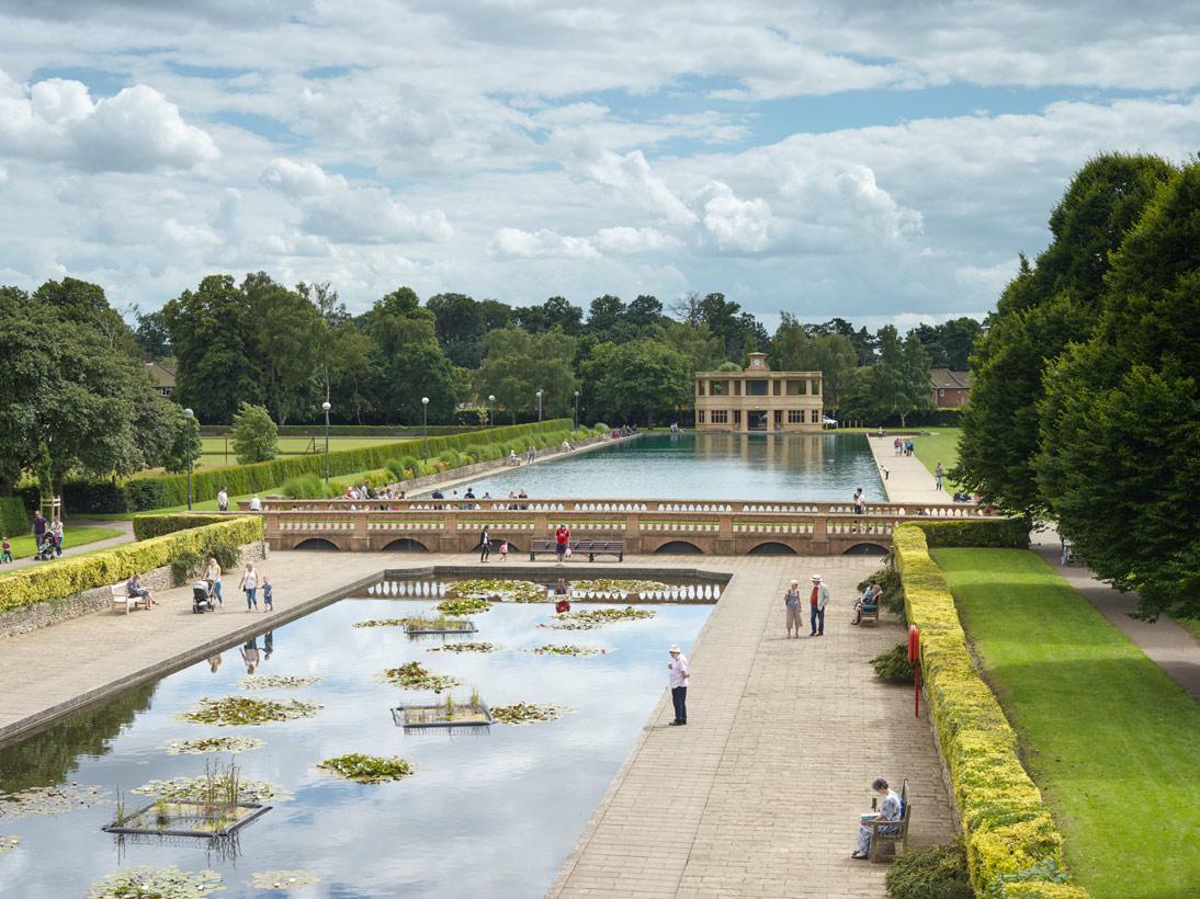 Eaton Park, Norwich, UK, 2016 (opened 1928)