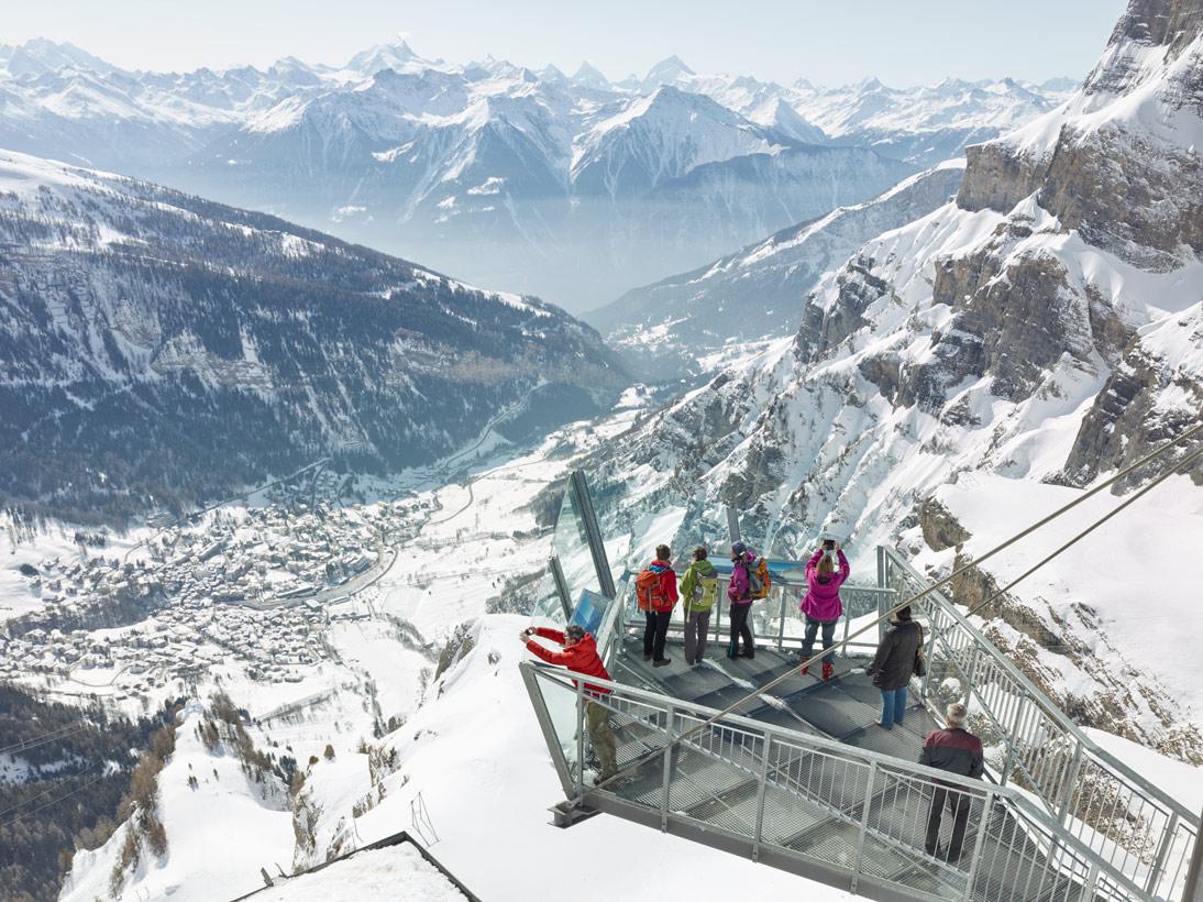 Gemmipass, Leukerbad, Switzerland, 2016