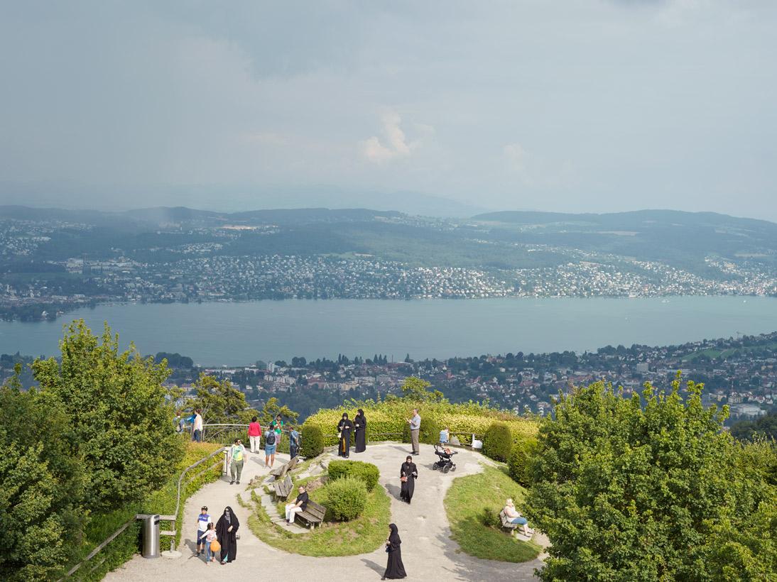 Uetliberg, Zurich, Switzerland, 2016