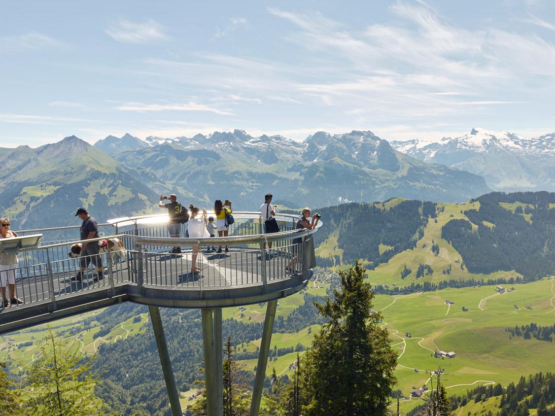 Stanserhorn, Lucerne, Switzerland, 2016