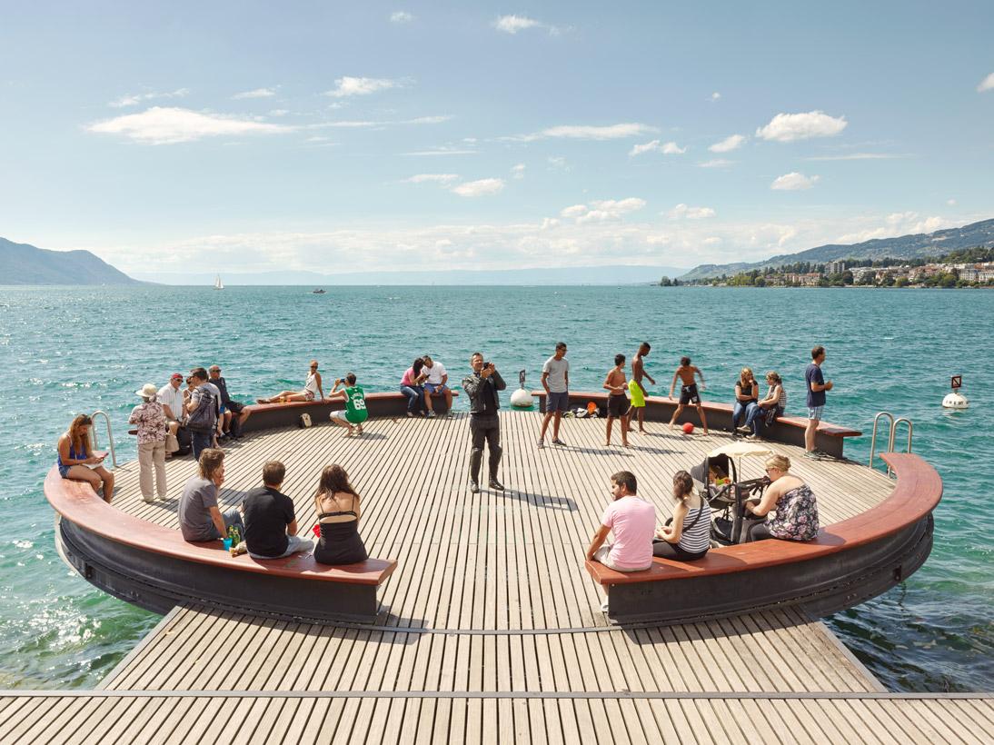 Montreux Riviera, Switzerland, 2016